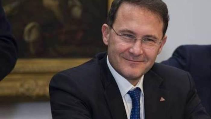 Questore della Camera e deputato campano di Fratelli d'Italia Edmondo Cirielli