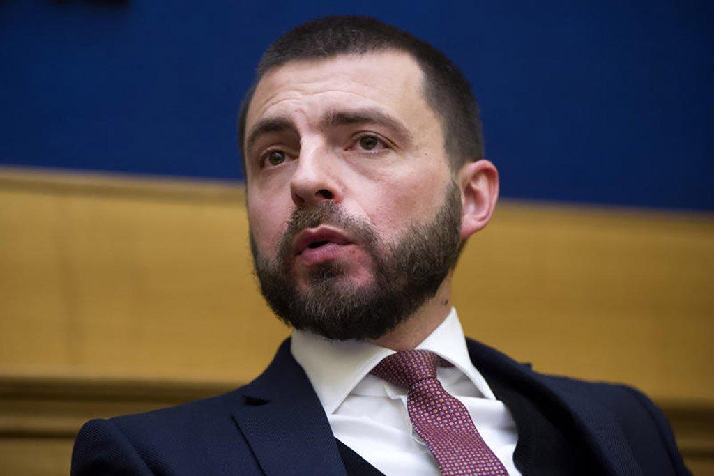 Walter Rizzetto, deputato di Fratelli d'Italia e capogruppo della commissione Lavoro alla Camera.