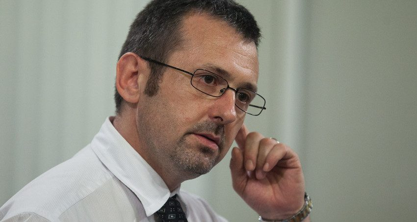 Andrea Delmastro, deputato di Fratelli d'Italia
