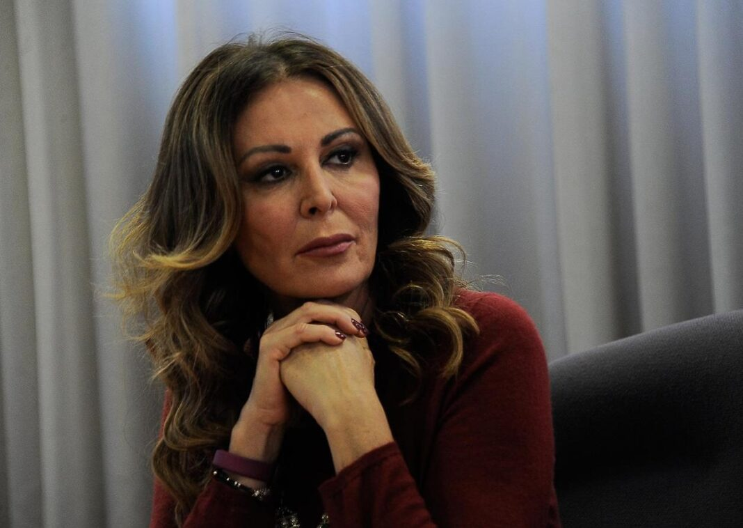 Daniela Santanchè, senatore di Fratelli d'Italia.