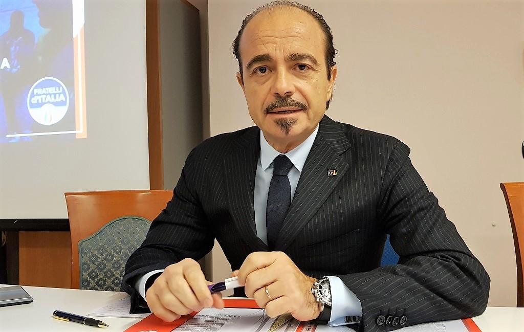 Alessio Butti, deputato di Fratelli d'Italia