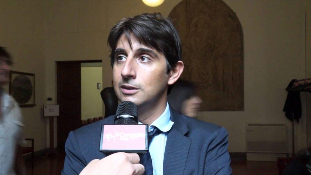 Giovanni Donzelli, deputato e responsabile organizzazione di Fratelli d'Italia