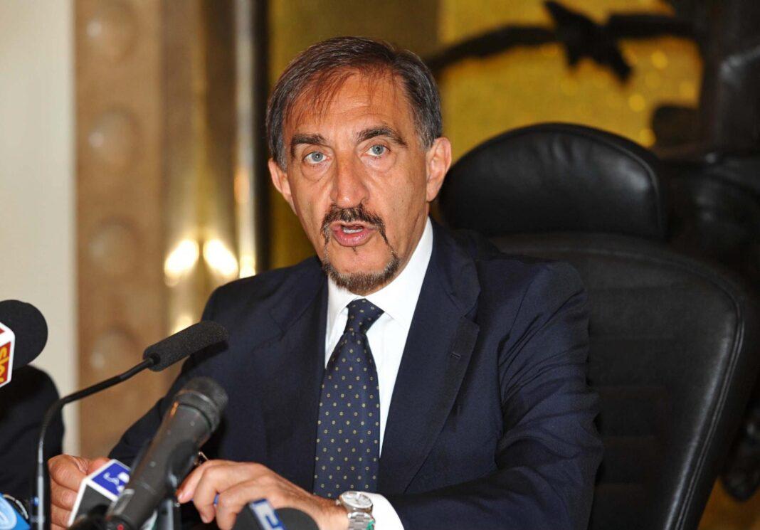 Ignazio La Russa, senatore di Fratelli d'Italia.