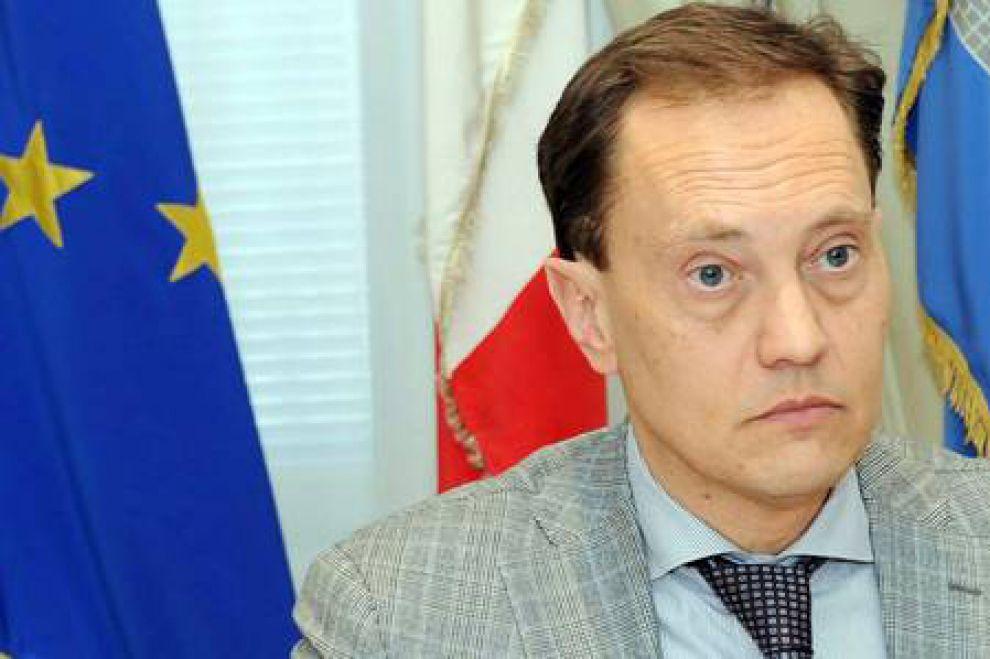 Luca Ciriani, presidente dei senatori di Fratelli d'Italia