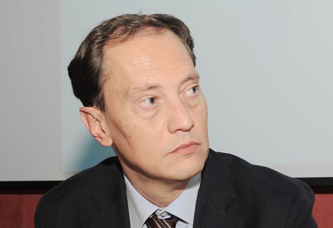 Luca Ciriani, presidente dei senatori di Fratelli d'Italia.