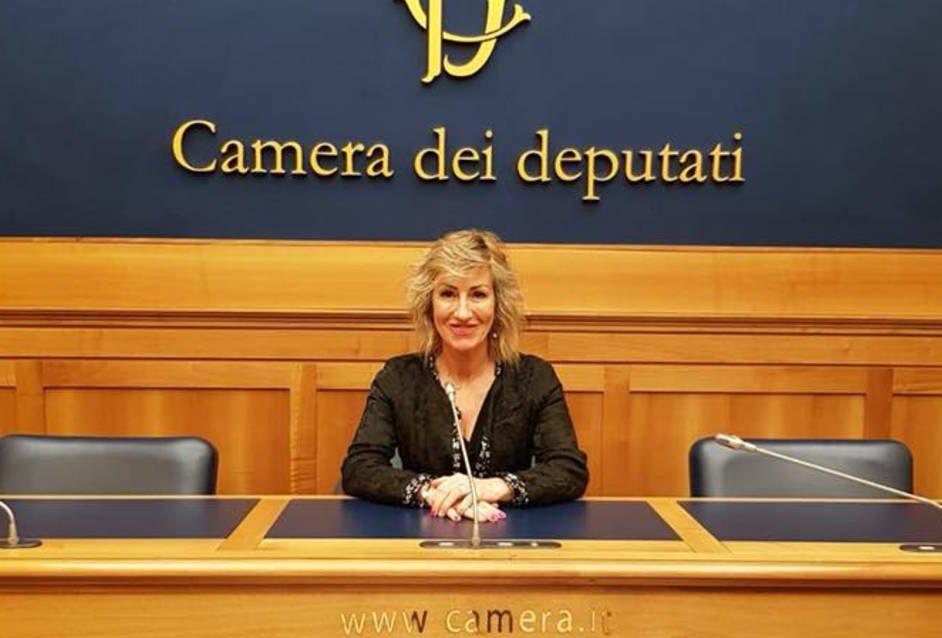 Monica Ciaburro, deputato di Fratelli d'Italia e componente della commissione Agricoltura della Camera.