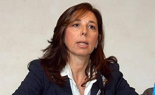 Isabella Rauti, senatrice di Fratelli d'Italia e vicepresidente vicario del gruppo al Senato di Fratelli d'Italia, componente della Commissione Diritti umani.