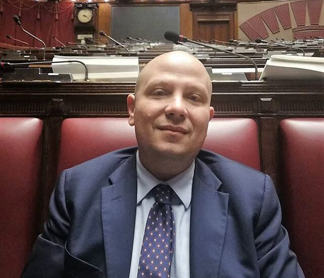Salvatore Deidda, deputato di Fratelli d'Italia e capogruppo FDI in commissione Difesa