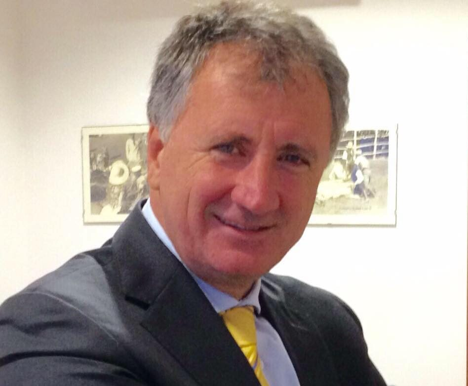 Nicola Calandrini, senatore di Fratelli d'Italia