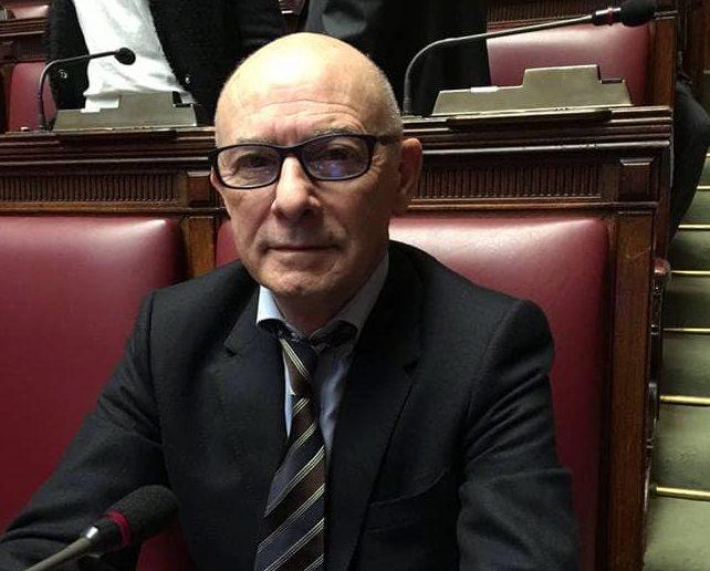 Riccardo Zucconi, Onorevole di Fratelli d'Italia.