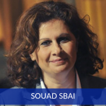 Souad Sbai, giornalista, scrittrice ed esperta di terrorismo di matrice islamica e politiche di integrazione