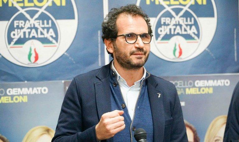 Marcello Gemmato, coordinatore regionale Fratelli d'Italia Puglia.