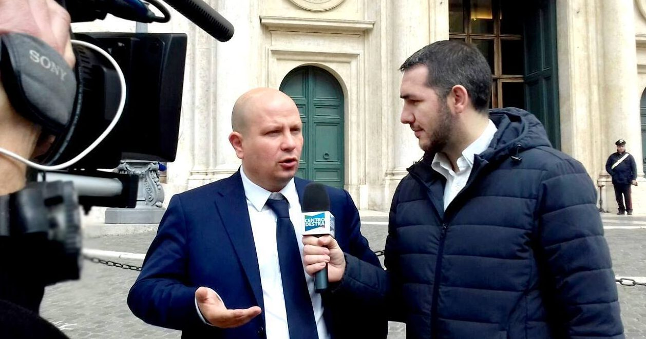 Salvatore Deidda, deputato di Fratelli d'Italia
