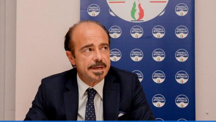 Deputato di Fratelli d'Italia, Alessio Butti