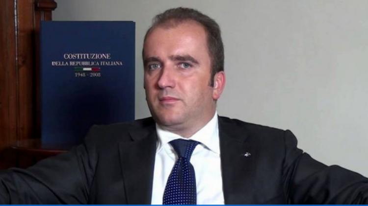 Antonio Iannone, senatore di Fratelli d'Italia e capogruppo in Commissione Istruzione