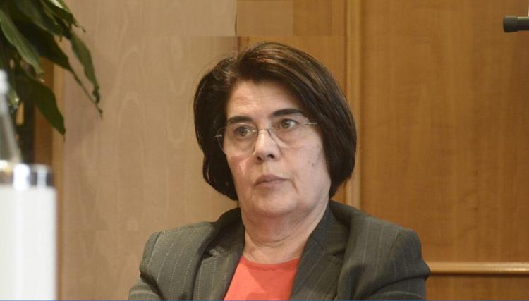 Giovanna Petrenga, senatrice di Fratelli d'Italia.
