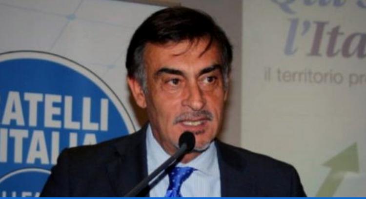 Marco Silvestroni, deputato di Fratelli d'Italia e presidente provinciale FdI di Roma