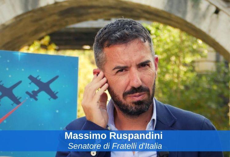 senatore di Fratelli d'Italia, Massimo Ruspandini