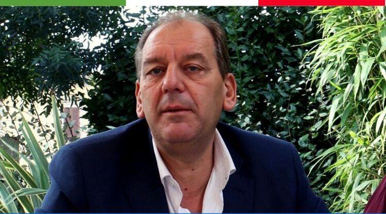senatore di Fratelli d'Italia Patrizio La Pietra, componente della commissione Agricoltura in Senato