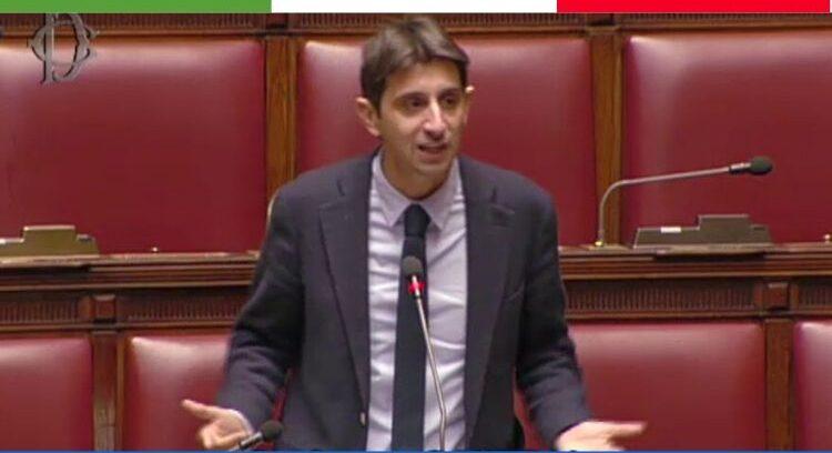 Giovanni Donzelli, deputato di Fratelli d'Italia