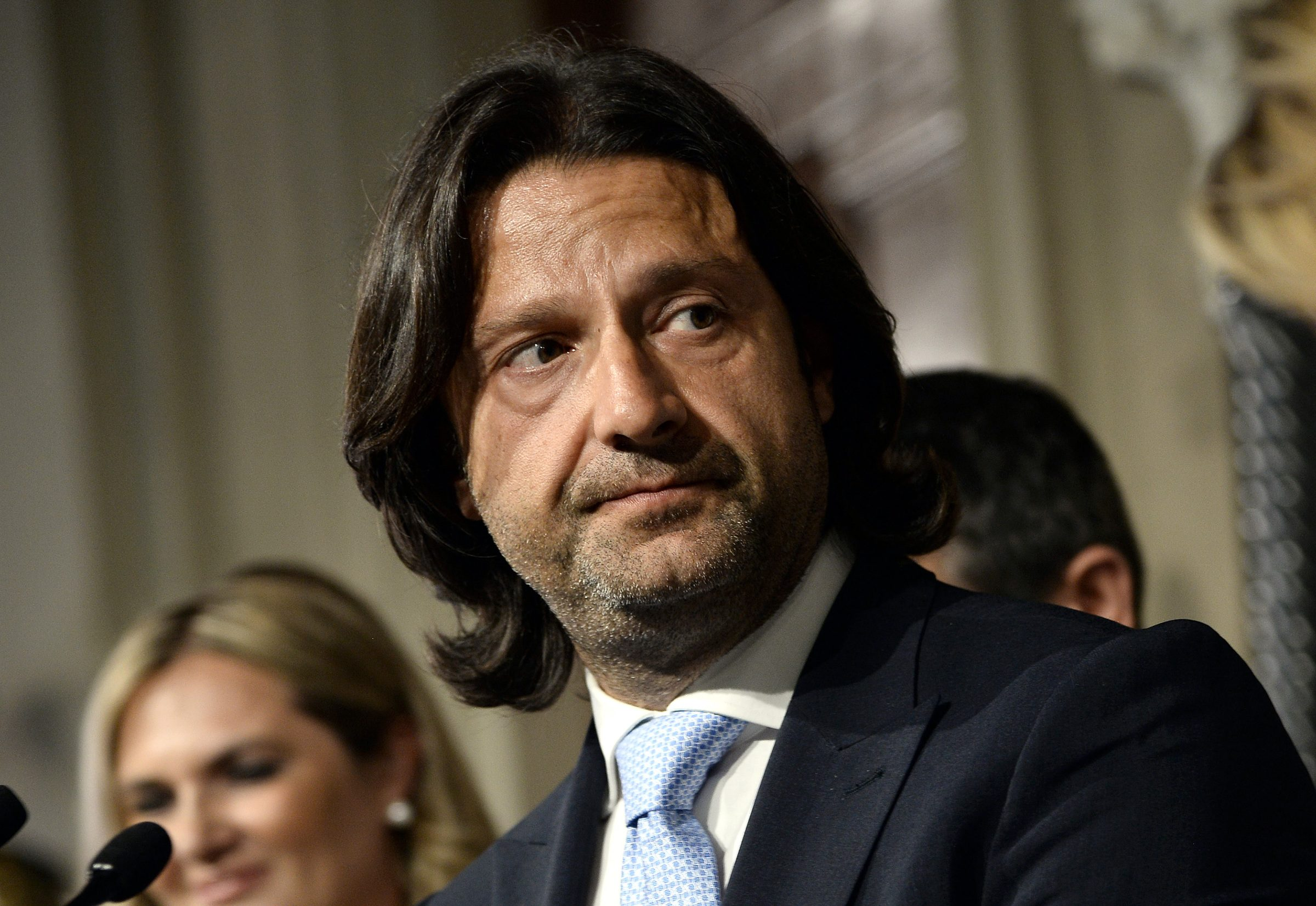 Salvatore Caiata, deputato di Fratelli d'Italia.