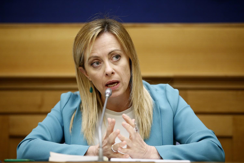 Presidente di Fratelli d'Italia, Giorgia Meloni