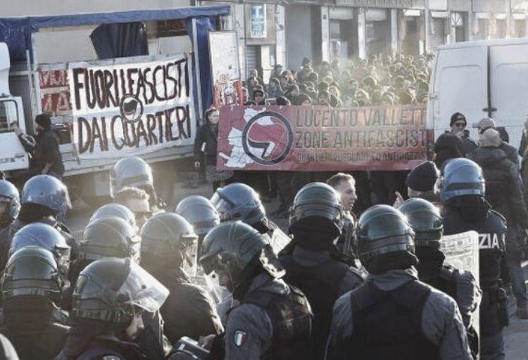 Torino, aggressione al Campus Einaudi a danno delle forze dell'ordine