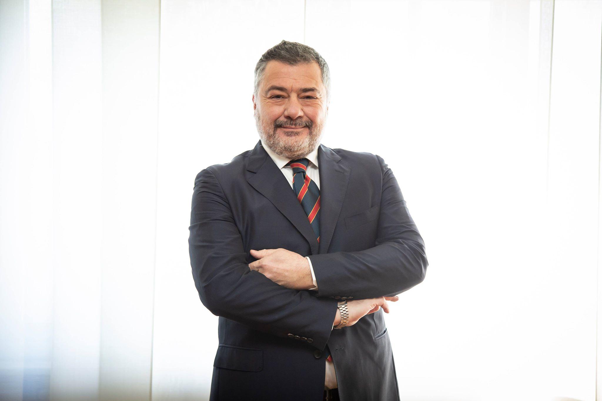 Pietro Fiocchi, eurodeputato di Fratelli d'Italia
