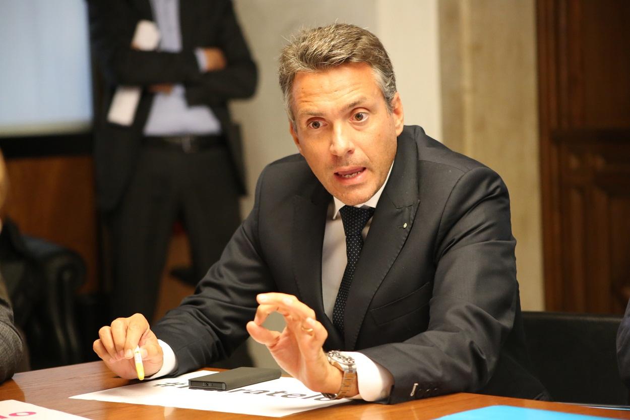 consigliere regionale di Fratelli d'Italia, Stefano Casali