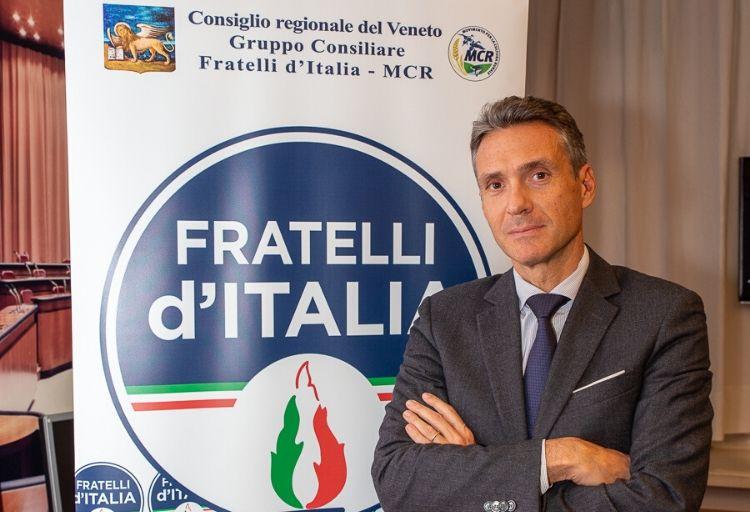 consigliere regionale Stefano Casali (Fratelli d'Italia/MCR)