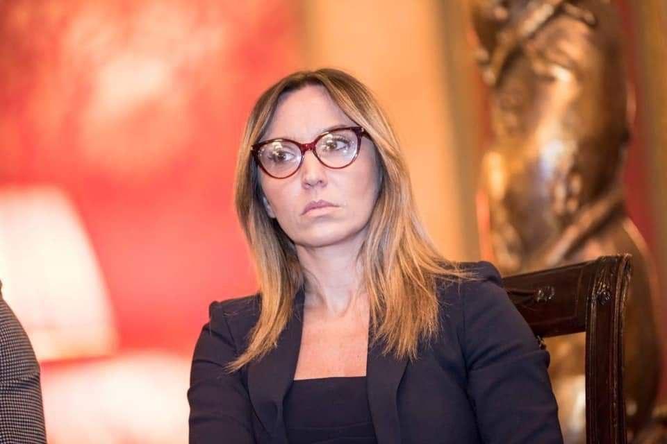 Deputata di Fratelli d'Italia Ylenja Lucaselli