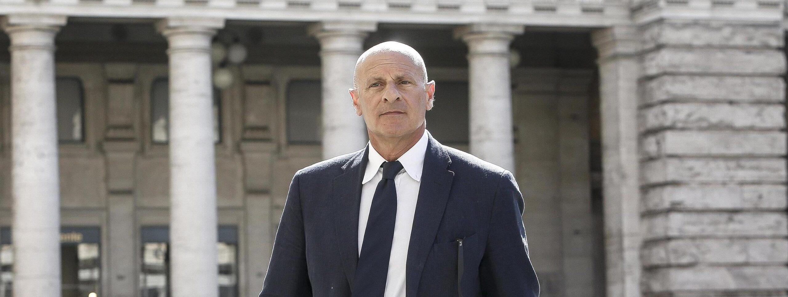 vicepresidente della Camera dei deputati Fabio Rampelli
