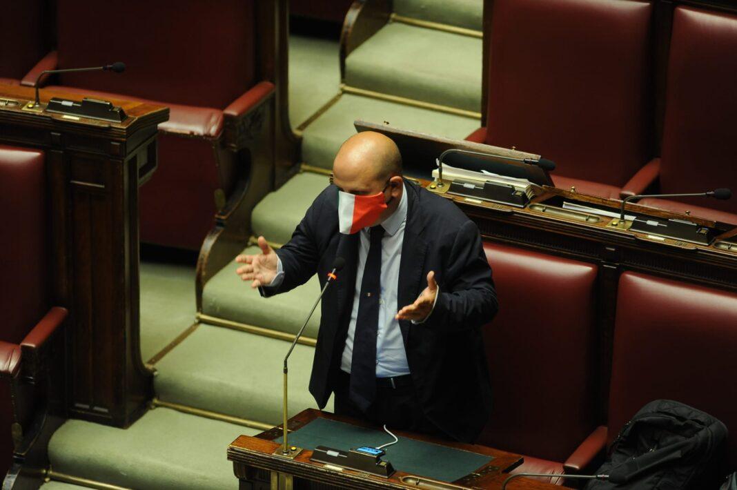Salvatore Deidda, Deputato di FdI, Capogruppo in Commissione e Responsabile Dipartimento Nazionale Difesa