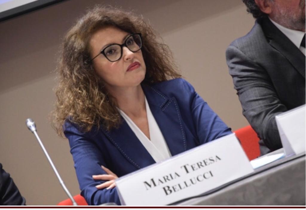 Maria Teresa Bellucci, deputato e capogruppo per Fratelli d'Italia in Commissione Affari Sociali e Bicamerale Infanzia e Adolescenza