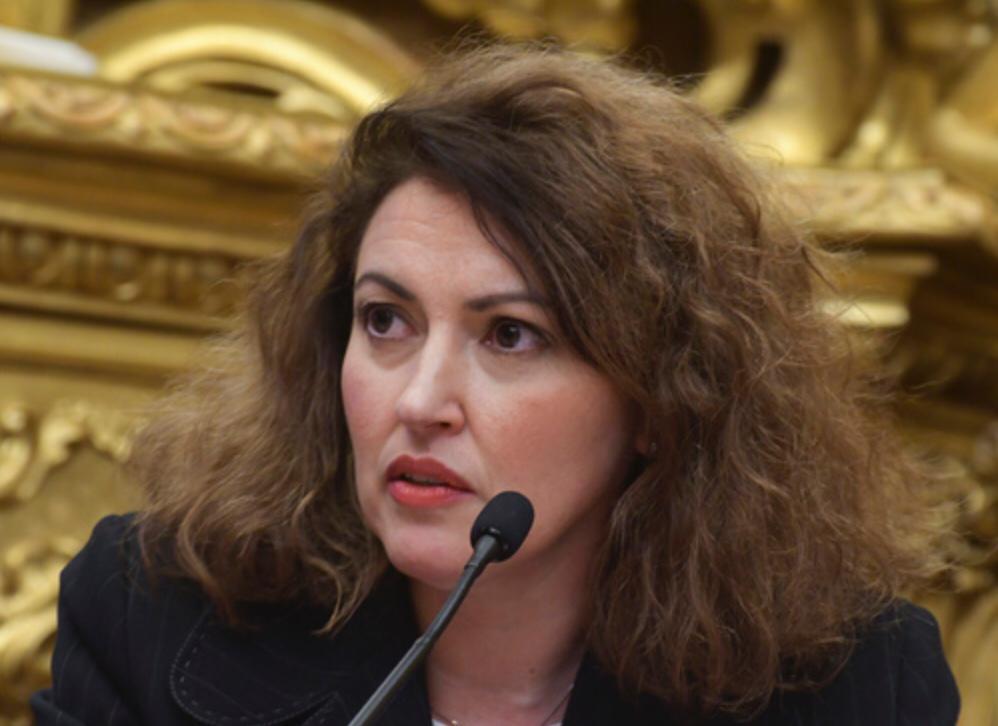 Maria Teresa Bellucci, deputato e responsabile nazionale del dipartimento Dipendenze di Fratelli d'Italia
