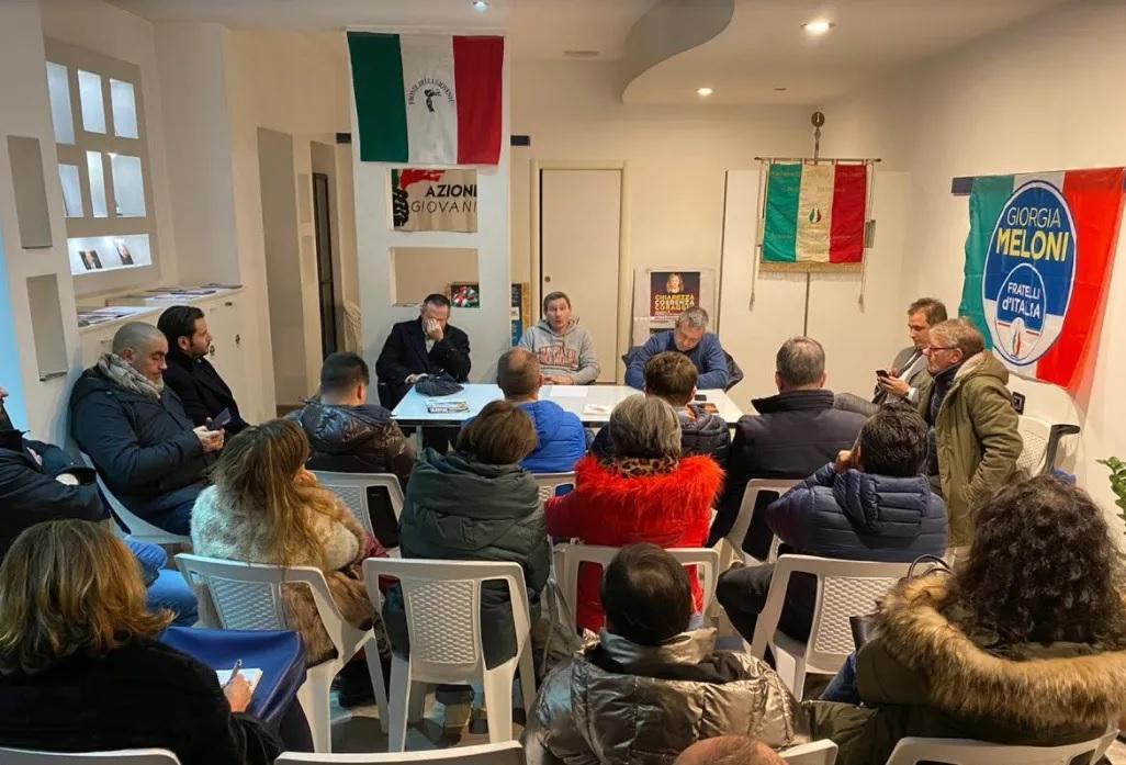 Fratelli d'Italia-Cortona