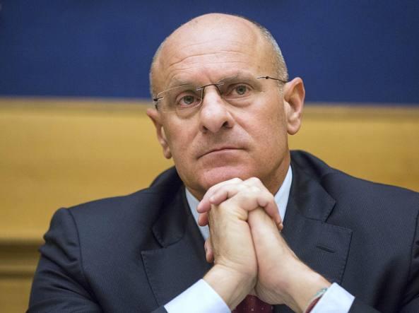 Fabio Rampelli, vicepresidente della Camera dei deputati di Fratelli d'Italia