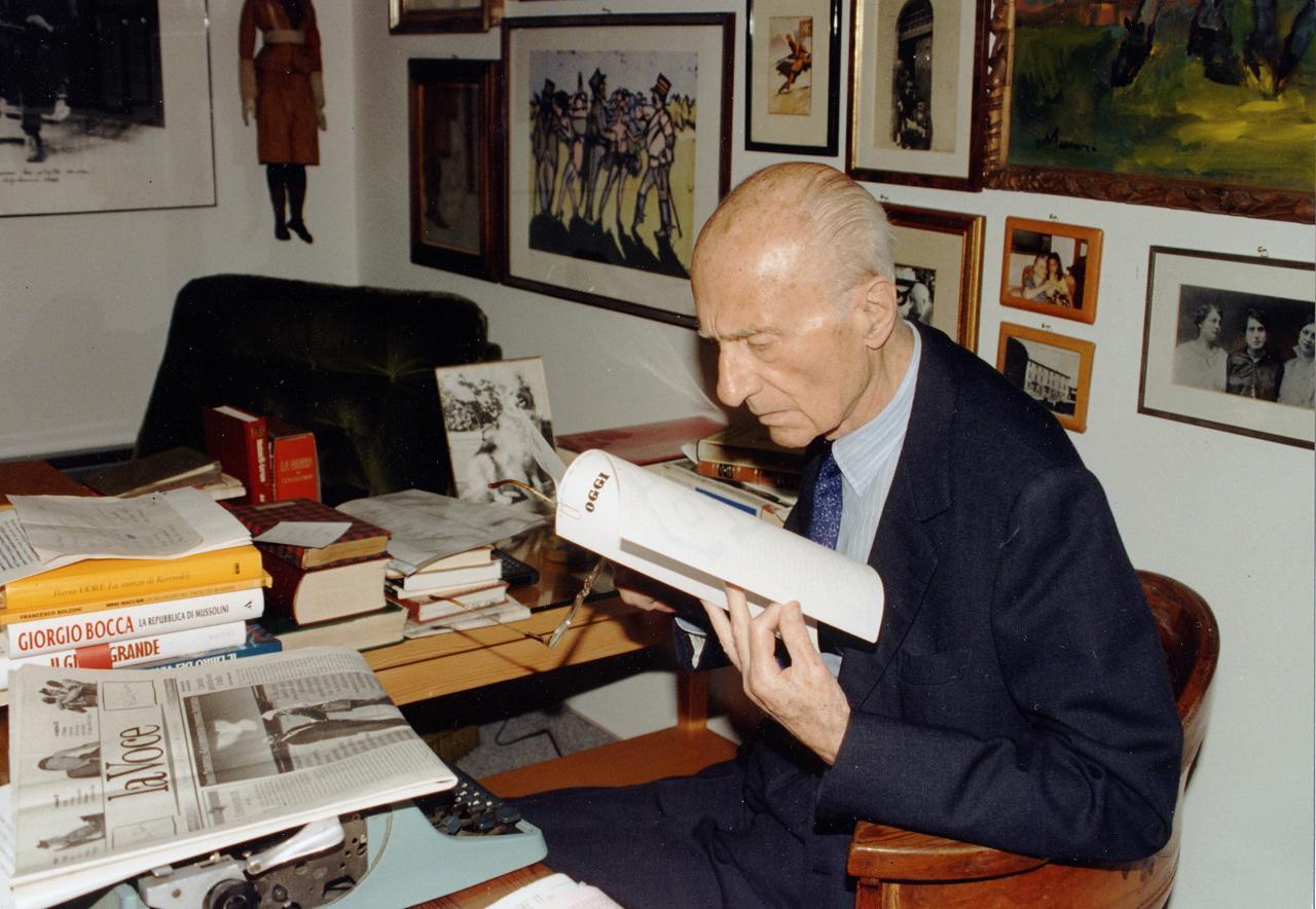 Indro Montanelli, giornalista italiano
