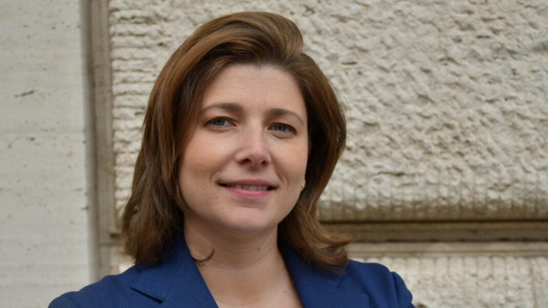 Carolina Varchi, deputato di Fratelli d'Italia