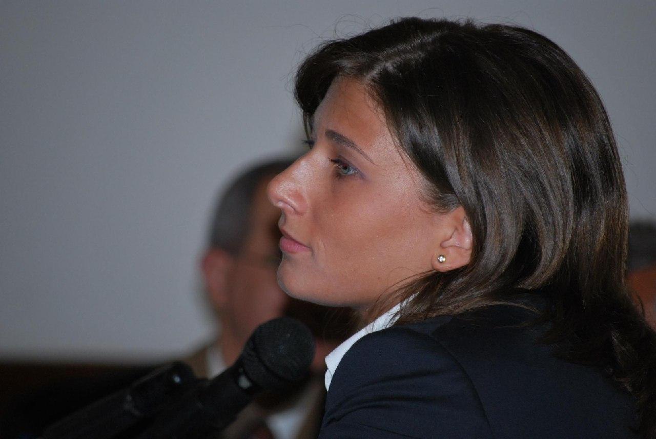 Carolina Varchi, deputato di Fratelli d'Italia.