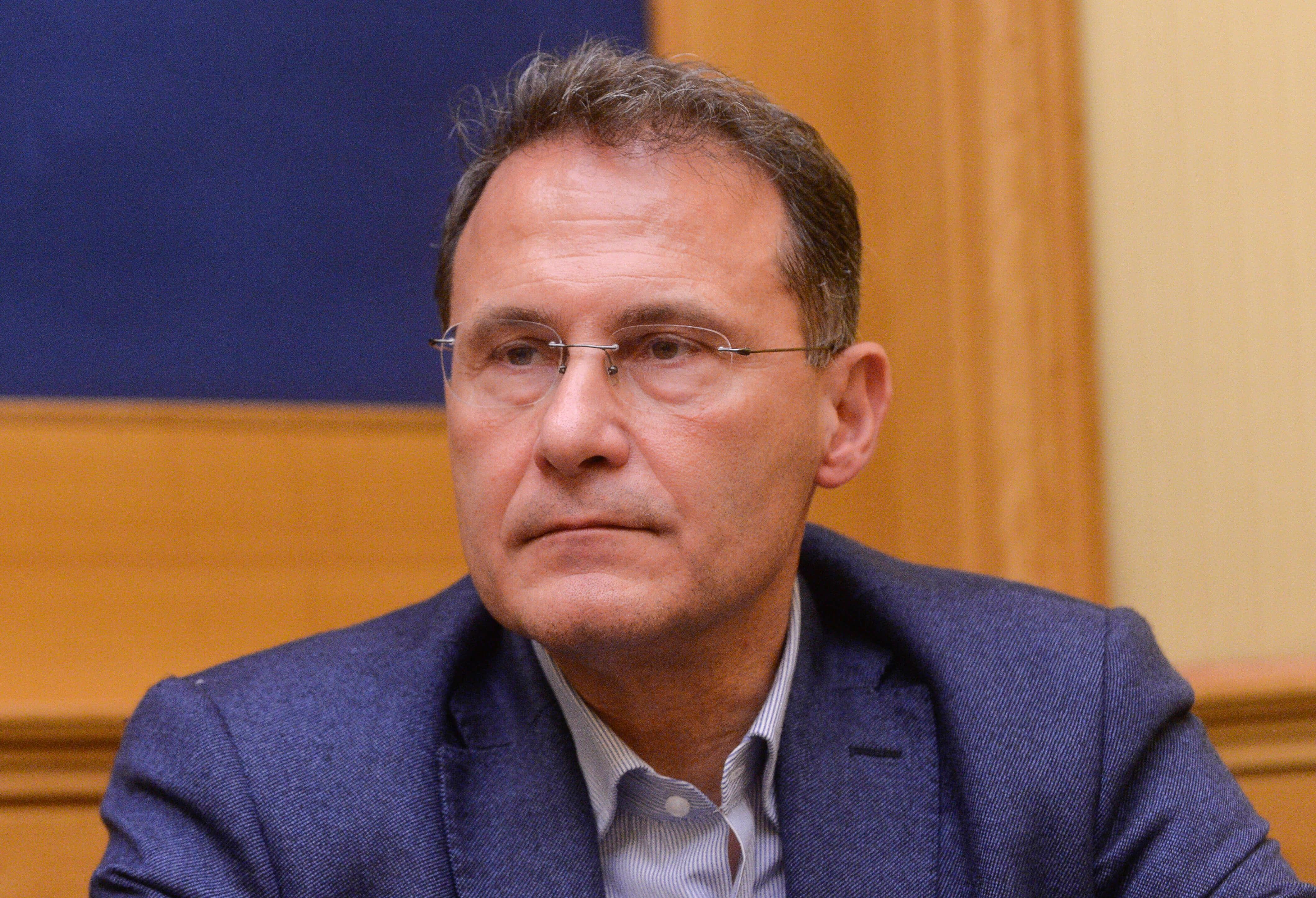 Questore della Camera dei Deputati Edmondo Cirielli (FdI)