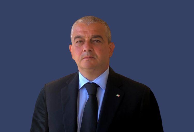 Giovanbattista Fazzolari, senatore di Fratelli d'Italia, responsabile nazionale del programma di FDI