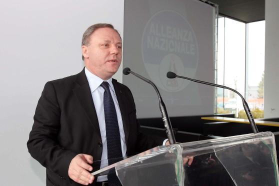 Sergio Berlato, europarlamentare di Fratelli d'Italia.