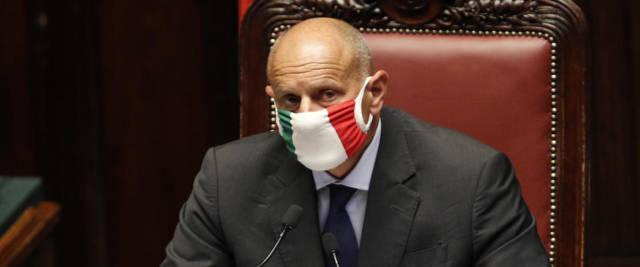 Fabio Rampelli, vicepresidente della Camera e deputato di FdI.