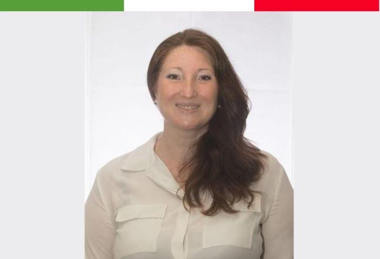 Chiara Pelagotti, candidata di Fratelli d'Italia a Firenze per le prossime elezioni regionali.