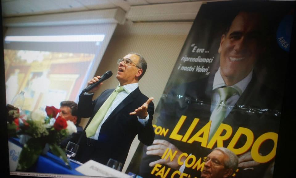 Enzo Liardo esponente di Fratelli d'Italia