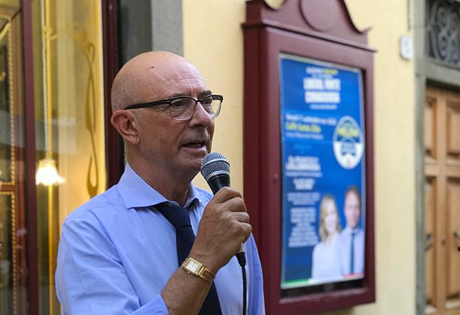 Riccardo ZUCCONI, deputato e capogruppo Fratelli d'Italia in commissione Attività produttive, commercio e turismo