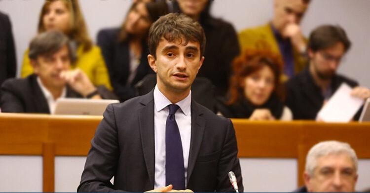 Galeazzo Bignami, deputato di Fratelli d'Italia