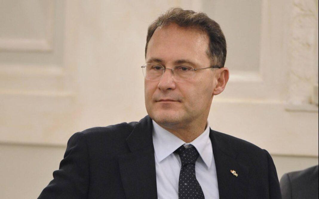 Questore della Camera dei Deputati e presidente della Direzione nazionale di Fratelli d'Italia Edmondo Cirielli