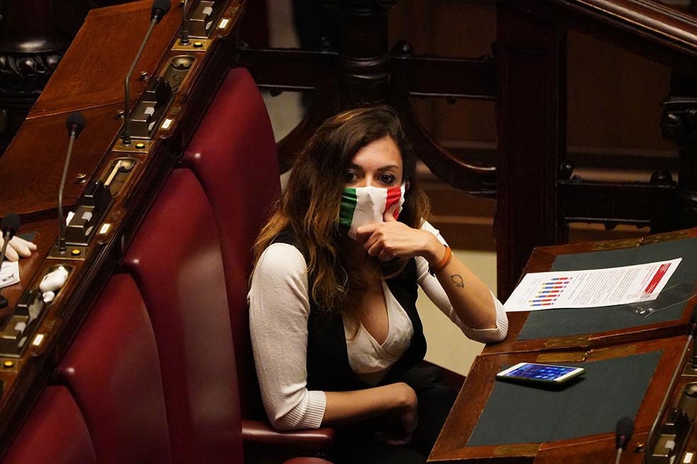 Augusta Montaruli, deputato di Fratelli d'Italia